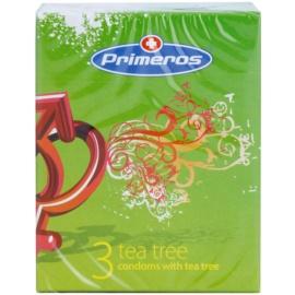 Primeros Tea Tree kondomi (Tea Tree) 3 kos