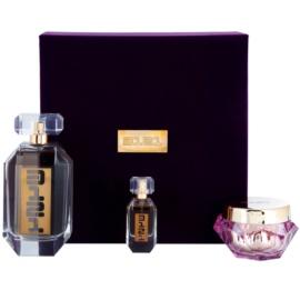 Prince 3121 coffret I. Eau de Parfum 100 ml + Eau de Parfum 7,5 ml + creme corporal 50 g