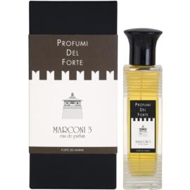 Profumi Del Forte Marconi 3 parfémovaná voda unisex 100 ml