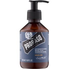 Proraso Azur Lime szampon do brody  200 ml
