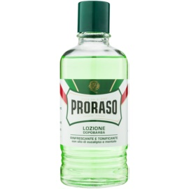 Proraso Green Verfrissende After Shave Water   400 ml