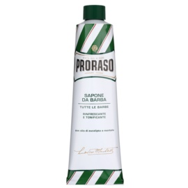 Proraso Green savon de rasage en tube  150 ml