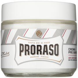 Proraso White krem do golenia dla cery wrażliwej  100 ml