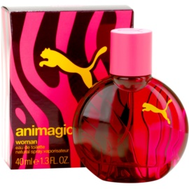 Puma Animagical Woman Eau de Toilette for Women 40 ml