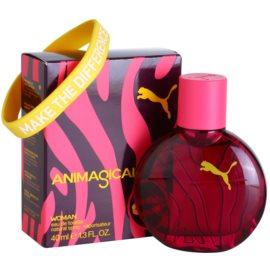 Puma Animagical Woman lote de regalo III  eau de toilette 40 ml + pulsera