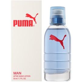 Puma Red and White voda po holení pre mužov 50 ml