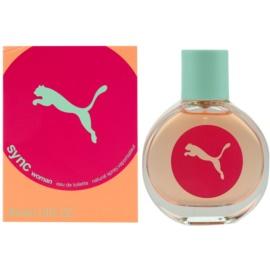 Puma Sync Eau de Toilette for Women 40 ml