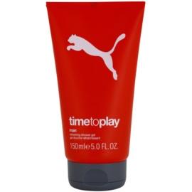 Puma Time To Play Duschgel für Herren 150 ml