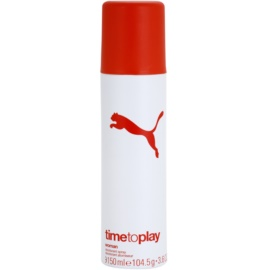 Puma Time To Play Deo-Spray für Damen 150 ml