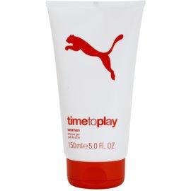 Puma Soccer Limited Edition гель для душу для жінок 150 мл