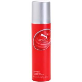 Puma Urban Motion Woman Deo-Spray für Damen 150 ml