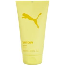 Puma Yellow Woman гель для душу для жінок 150 мл
