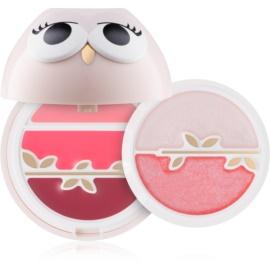 Pupa All You Need Is Owl Pupa Owl 1 paleta pentru fata multifunctionala pe/pentru buze culoare 001 3,9 g