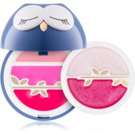 Pupa All You Need Is Owl Pupa Owl 1 paleta pentru fata multifunctionala pe/pentru buze culoare 003 3,9 g