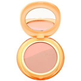 Pupa Blush & Bronze bronzer a tvářenka 2v1 002 Apricot Gold 11,5 g