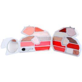 Pupa Be My Bear Palette mit Make up für Augen und Lippen Farbton 001 35 g