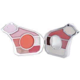 Pupa Be My Bear paleta kosmetyków do makijażu z lusterkiem  18 g