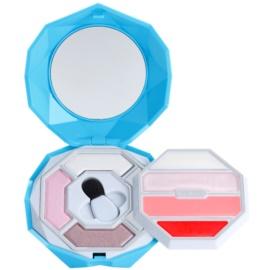 Pupa Crystal Diamond paletka pro celou tvář odstín 002  7,5 g