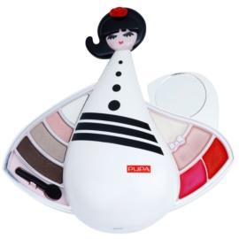 Pupa Haute Couture Pupa Doll paleta dekorativní kosmetiky odstín 02 6,9 g