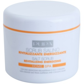 Pupa Home SPA Revitalizing Energizing revitalizační peeling  350 g