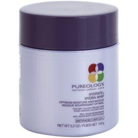 Pureology Hydrate hydratační maska pro suché a barvené vlasy  150 g