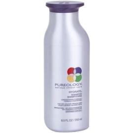 Pureology Hydrate hydratisierendes Shampoo für trockenes und gefärbtes Haar  250 ml