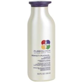 Pureology Perfect 4 Platinum szampon do włosów blond i z balejażem  250 ml