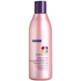 Pureology Pure Volume objemový stylingový krém pro jemné, barvené vlasy  250 ml