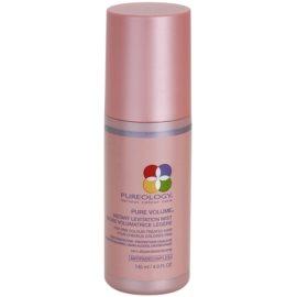 Pureology Pure Volume sprej pro objem od kořínků pro jemné, barvené vlasy  145 ml