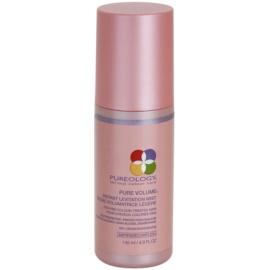 Pureology Pure Volume spray a dús hatásért a hajtövektől kezdve a vékony szálú, festett hajra  145 ml