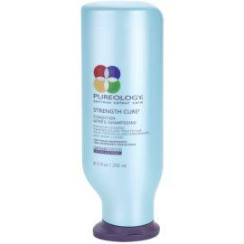 Pureology Strength Cure posilující kondicionér pro poškozené a barvené vlasy  250 ml