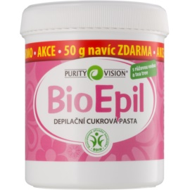 Purity Vision BioEpil Zuckerpaste zur Depilation  350 g