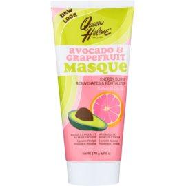 Queen Helene Avocado & Grapefruit maska pro normální až suchou pleť  170 g