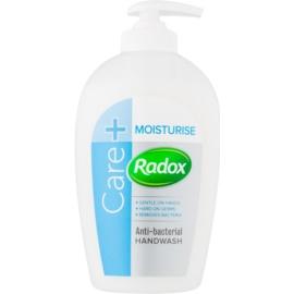 Radox Feel Hygienic Moisturise antibakterielle Flüssigseife für die Hände  250 ml