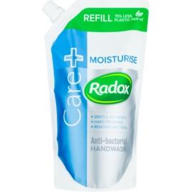 Radox Feel Hygienic Moisturised antibakterielle Flüssigseife Ersatzfüllung  500 ml