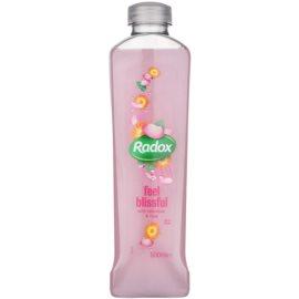 Radox Feel Luxurious Feel Blissful pěna do koupele Calendula & Rose 500 ml