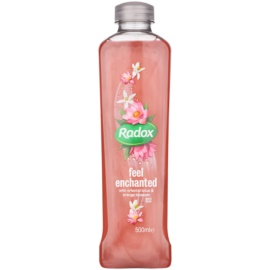 Radox Feel Luxurious Feel Enchanted espuma de baño Oriental Lotus & Orange Blossom 500 ml