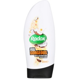 Radox Feel Gorgeous crema de ducha Coconut Kiss 250 ml