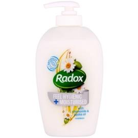 Radox Feel Hygienic Moisturise jabón líquido para manos Chamomile & Jojoba Oil 250 ml