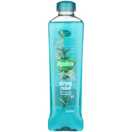 Radox Feel Restored Stress Relief pena za kopel Rosemary & Eucalyptus 500 ml