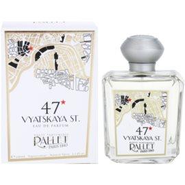 Rallet 47 St Vyatskaya eau de parfum para mujer 100 ml