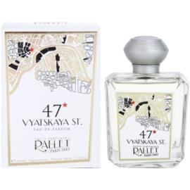 Rallet 47 St Vyatskaya Eau de Parfum für Damen 100 ml