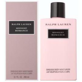 Ralph Lauren Midnight Romance tělové mléko pro ženy 200 ml
