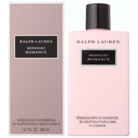 Ralph Lauren Midnight Romance sprchový gél pre ženy 200 ml