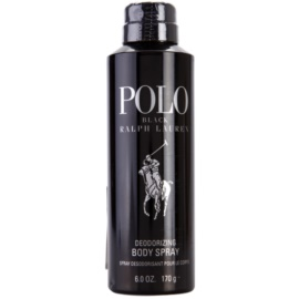 Ralph Lauren Polo Black Deo-Spray für Herren 170 g