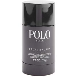 Ralph Lauren Polo Black desodorante en barra para hombre 75 ml