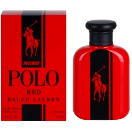 Ralph Lauren Polo Red Intense Parfumovaná voda pre mužov 75 ml