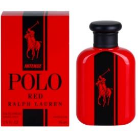 Ralph Lauren Polo Red Intense eau de parfum férfiaknak 75 ml