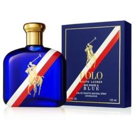 Ralph Lauren Polo Red White & Blue woda toaletowa dla mężczyzn 75 ml