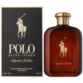 Ralph Lauren Polo Supreme Leather parfémovaná voda pro muže 125 ml